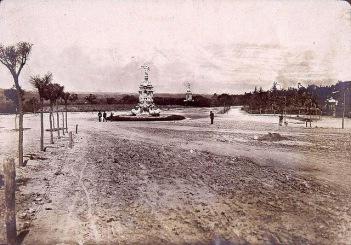 la-fuente-de-la-fama-en-el-parque-del-oeste-1913
