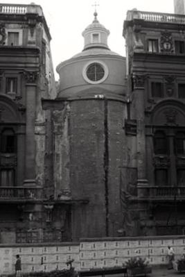 Oratorio del Caballero del Gracia 11 - Hacia 1980