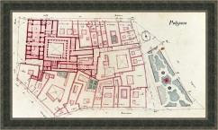 El Convento de la Trinidad y el Ministerio de Fomento hacia 1870 (2)