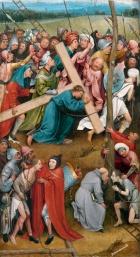 Cristo camino del Calvario (Viena)