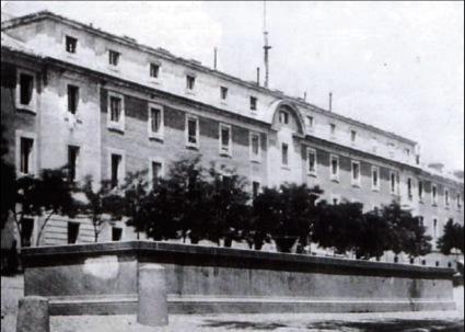Cuartel de San Gil